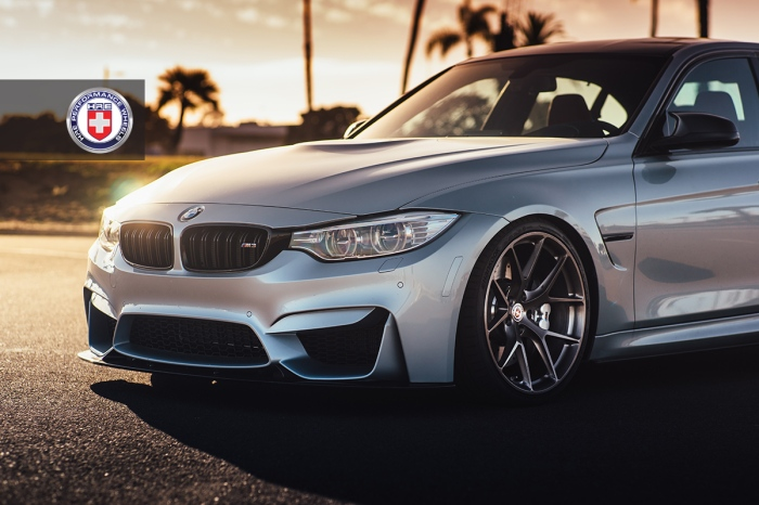 BMW-M3-F80-with-HRE-P101-in-Brushed-Dark-Clear-2