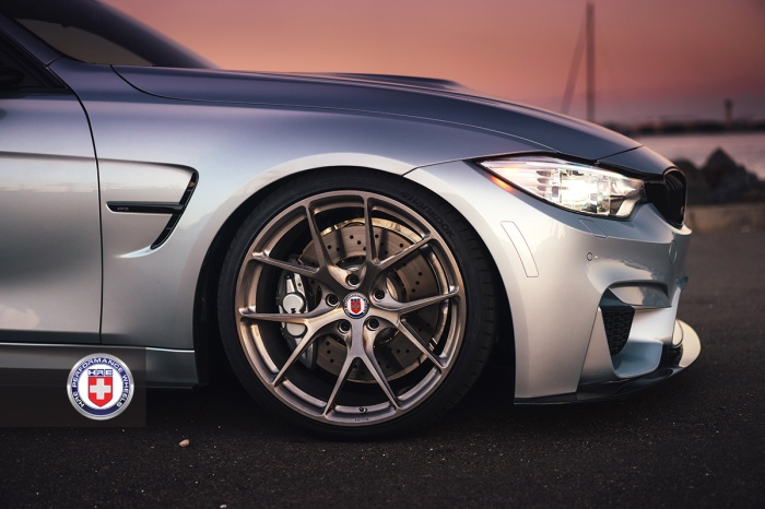 BMW-M3-F80-with-HRE-P101-in-Brushed-Dark-Clear-6 (1)