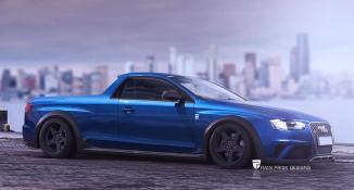Audi-RS4-Ute