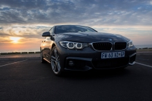 The all new 2017 BMW 420i Gran Coupe